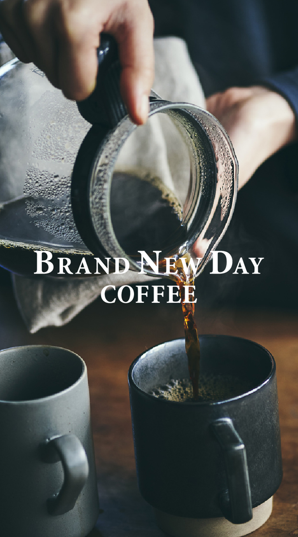 Brand New Day COFFEE