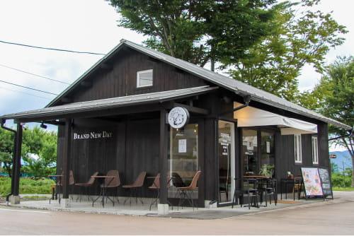 勝沼フルーツテラス店の外観写真
