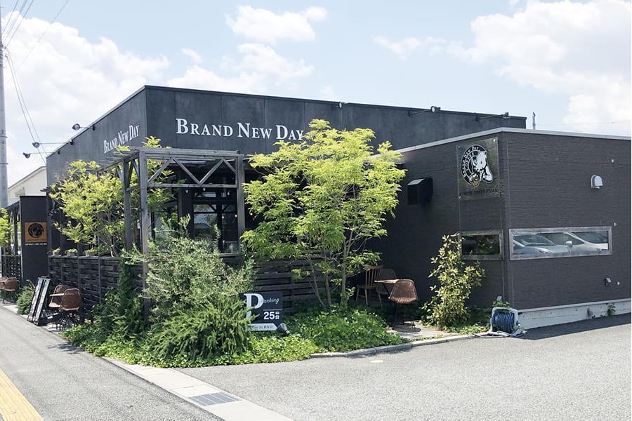 甲府昭和店の外観写真